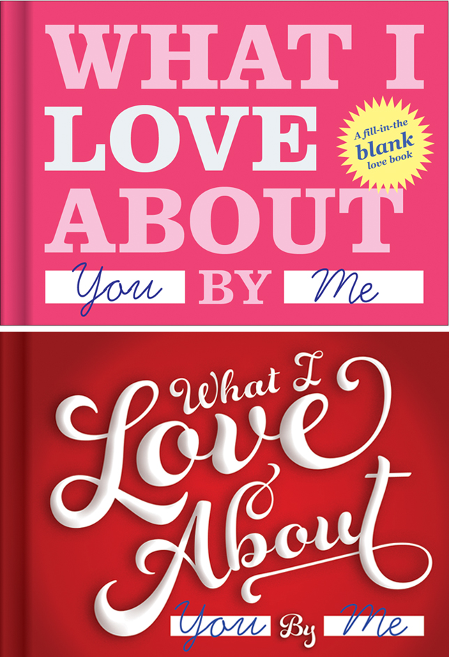 Knock Knock What I Love about You Fill in the Love Journals Early Versions
