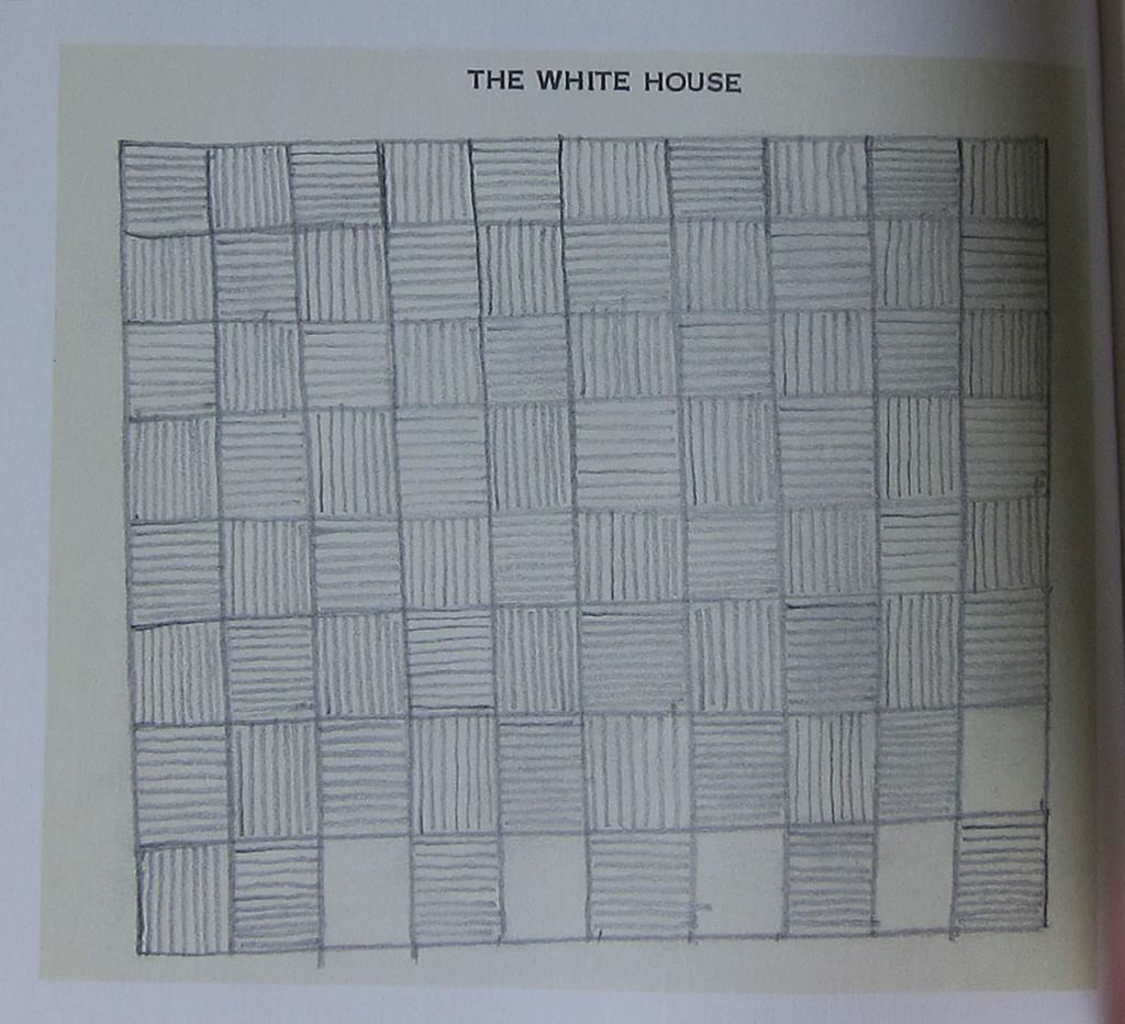 Lyndon Johnson Doodle 4
