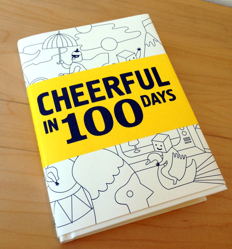 Cheerful in 100 Days - Knock Knock Blog