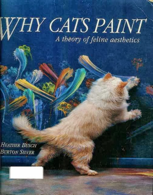Why Cats Paint - Awful Library Books Blog Post