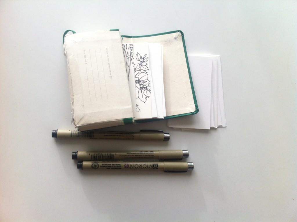 Johanna St. Clair Notebook 2 - Plumb Blog