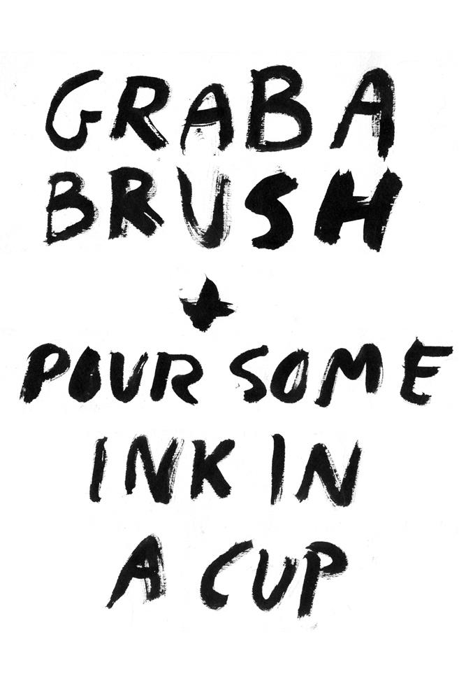 Sumi Ink Club - On Creativity