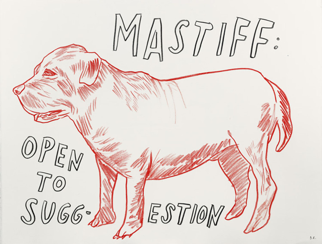 "Dave Eggers - ""Mastiff: Open to Suggestion"""