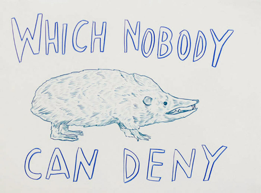 "Dave Eggers - ""Which Nobody Can Deny"""