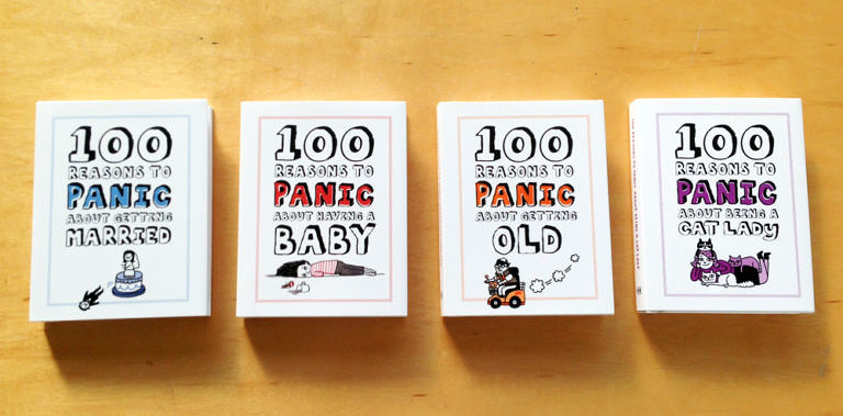 Reasons to Panic books