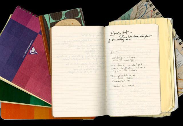 Josie Iselin - Open Notebook