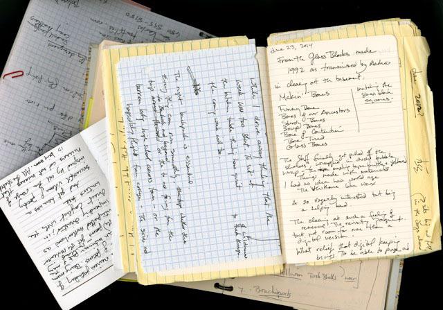 Josie Iselin - Open Notebook 5