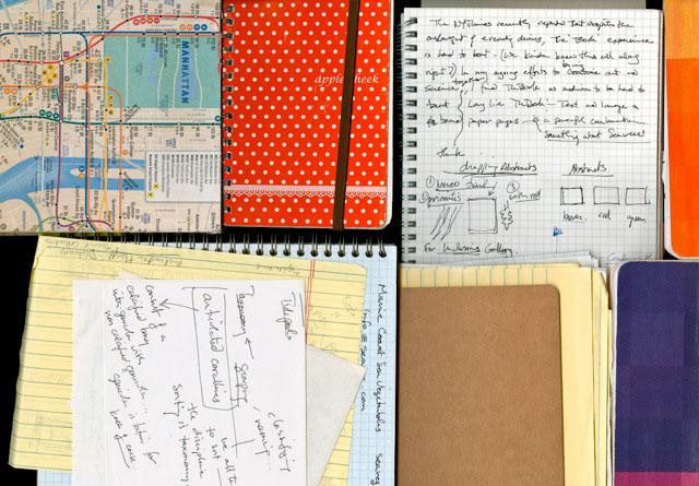 Josie Iselin - Open Notebook 2