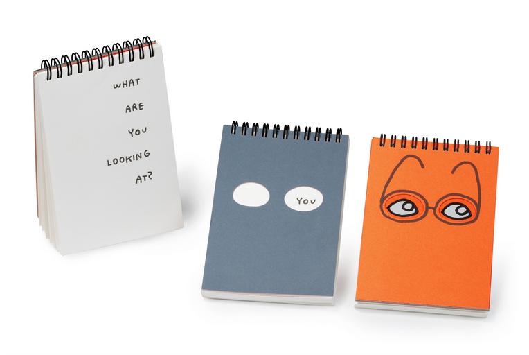 Jason Polan's Observation Notebook
