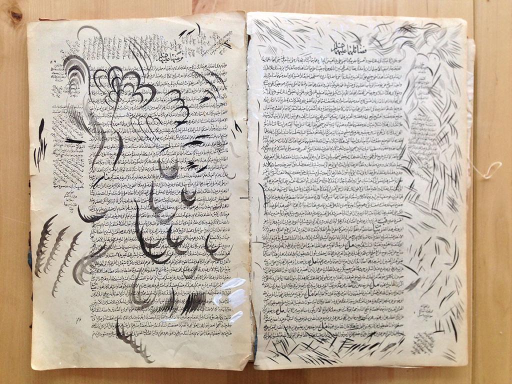 Ala Ebtekar - Open Notebook