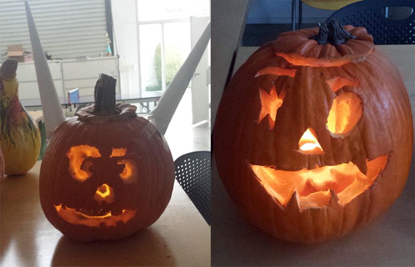 Sisters Pumpkin