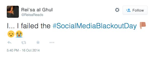 Social Media Blackout Day Tweet Fail2