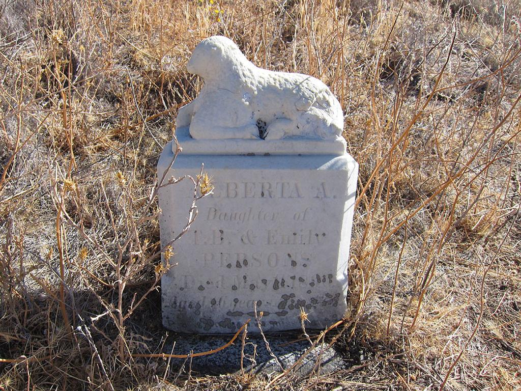 Lamb Grave