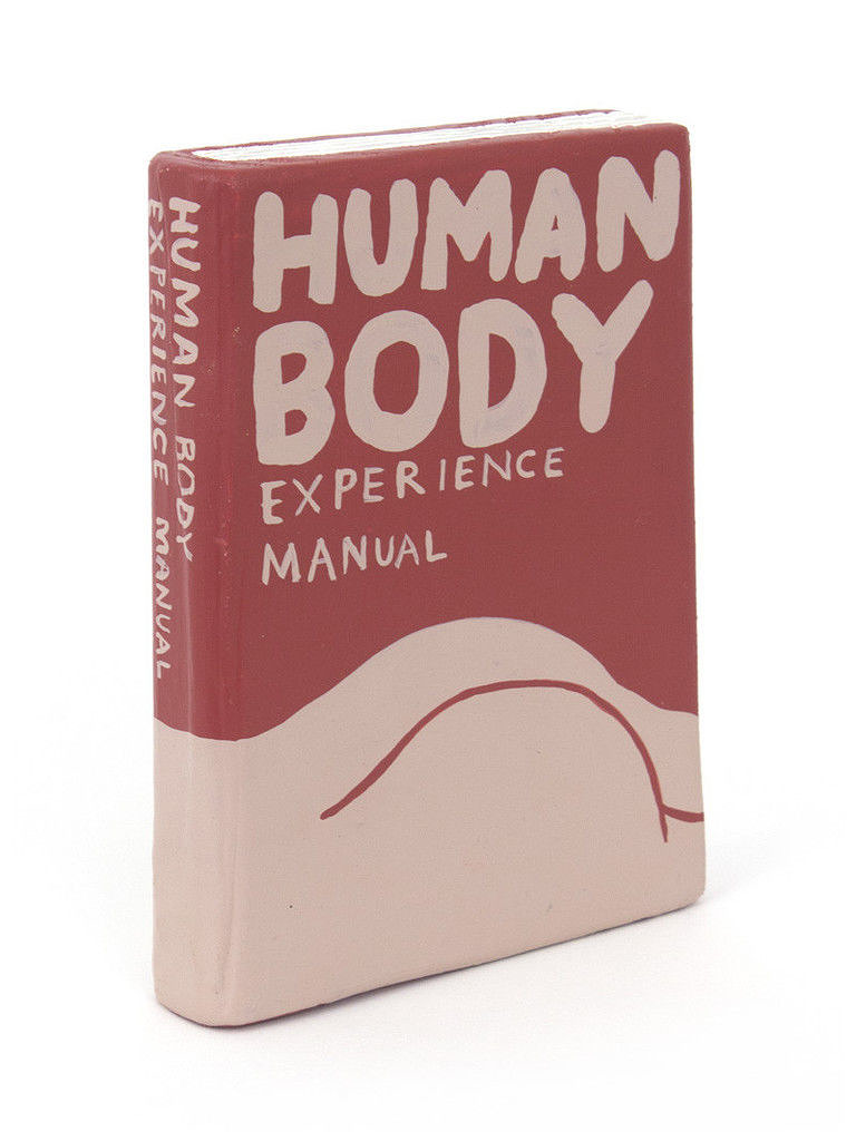 Nat Russell - Human Body Experience Manual