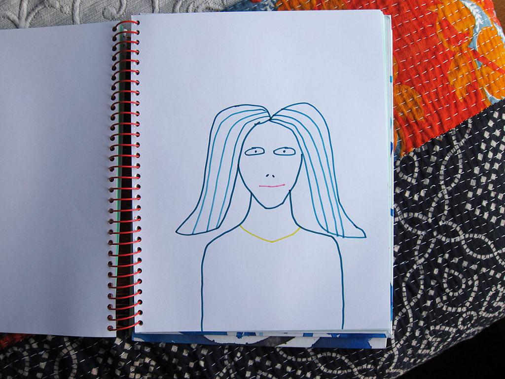 Spiral Journal - Woman