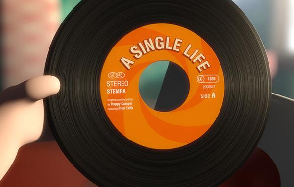 A Single Life by Academy Award Nominated Job, Joris & Marieke