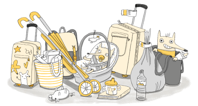 Travel With Kids CTFD Illustration
