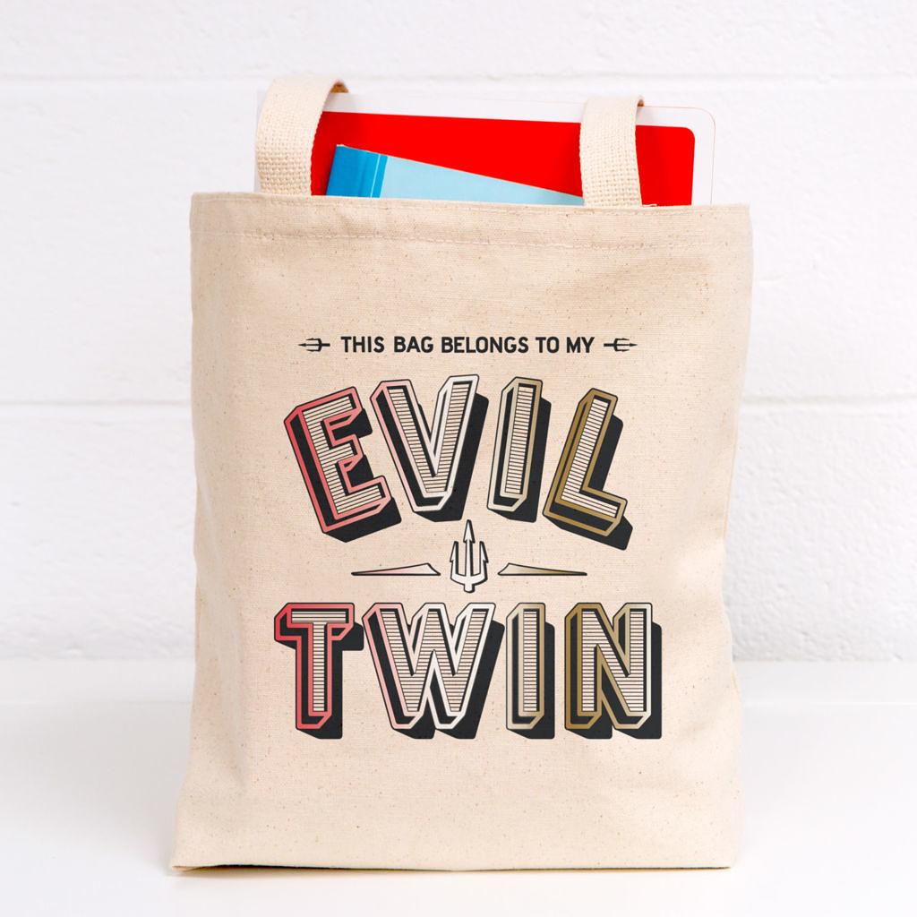 Evil Twin Tote
