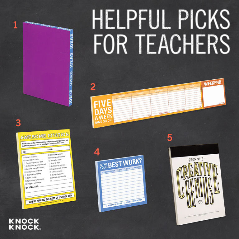 Back to School 2015 Helpful Teacher Picks