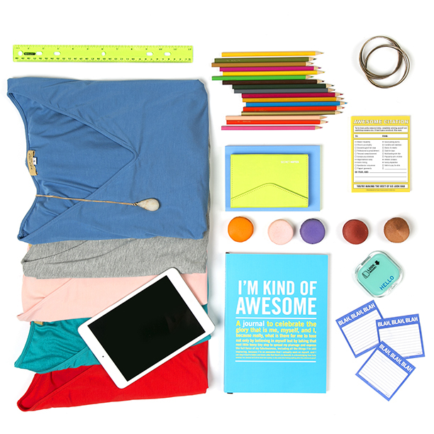 Win $800 worth of Back-to-School Goodies!