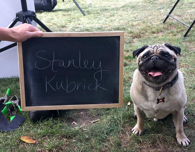 Stanley Kubrick LICK Photoshoot