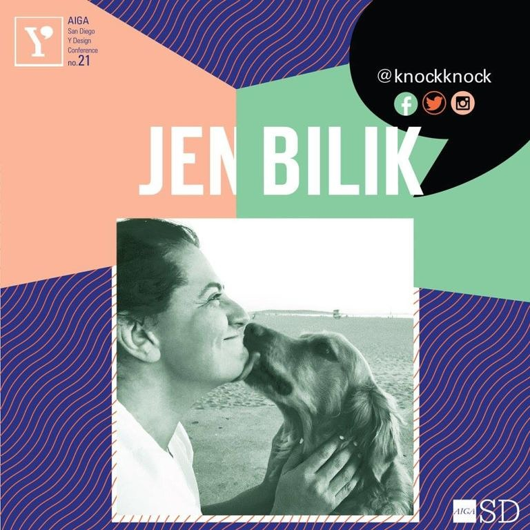 Jen Bilik - AIGA Y21 Conference