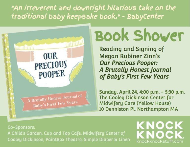 Our Precious Pooper Book Shower