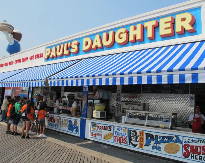 Paul's Daughter - Douglas Riccardi