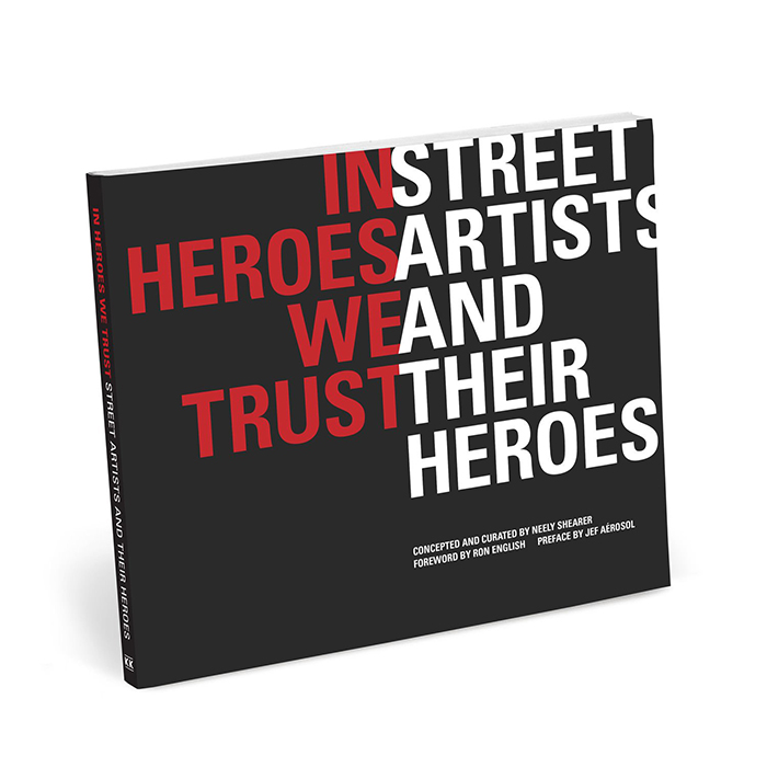 In Heroes We Trust Book - Knock Knock Blog