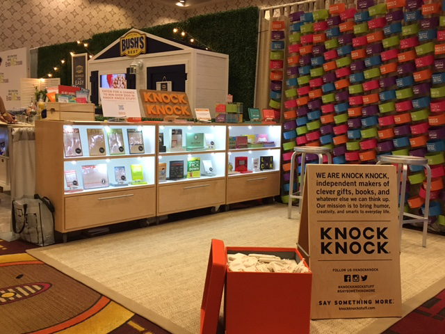 Knock Knock Booth - BlogHer16 - Knock Knock Blog