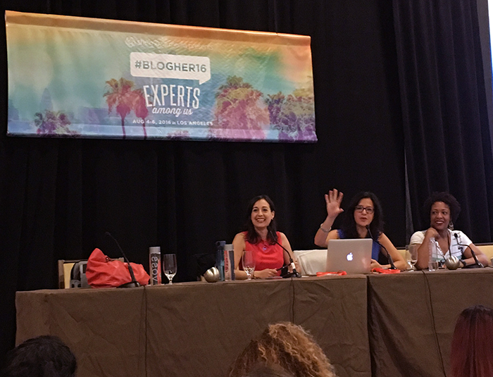 PR Panel - BlogHer16 - Knock Knock Blog