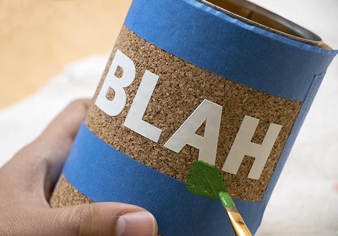 Blah Can - DIY Idea