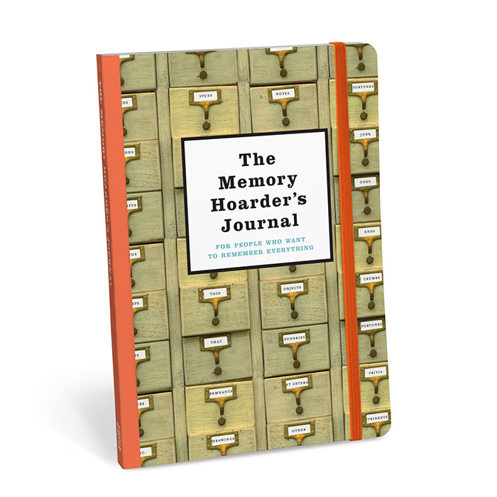 The Memory Hoarder's Journal by Jason Shapiro