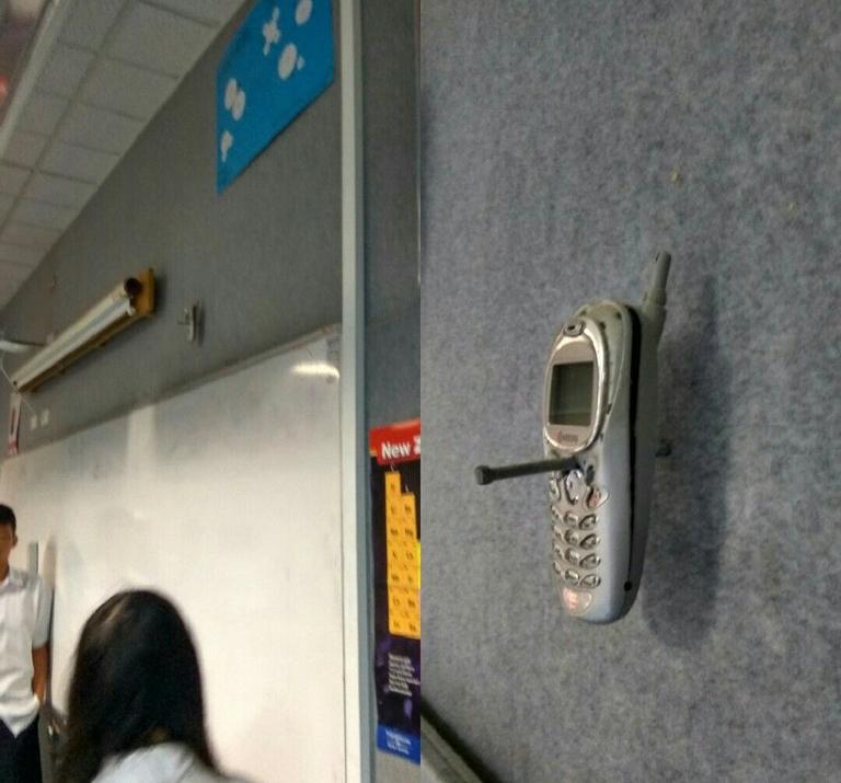 Funny Teacher Phone - Knock Knock Blog