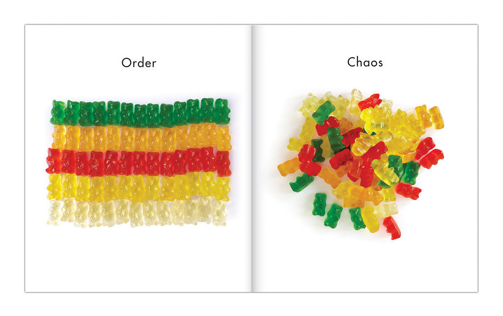 The Gummy Bear Book - Order and Chaos