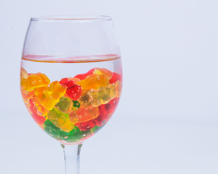 Drunk Gummy Bears - Knock Knock Blog