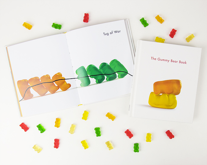 Dan Golden - Gummy Bear Book