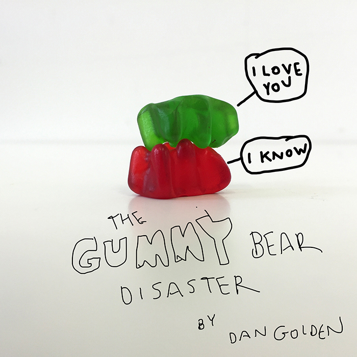 Dan Golden Gummy Bear Book - Early Concepts