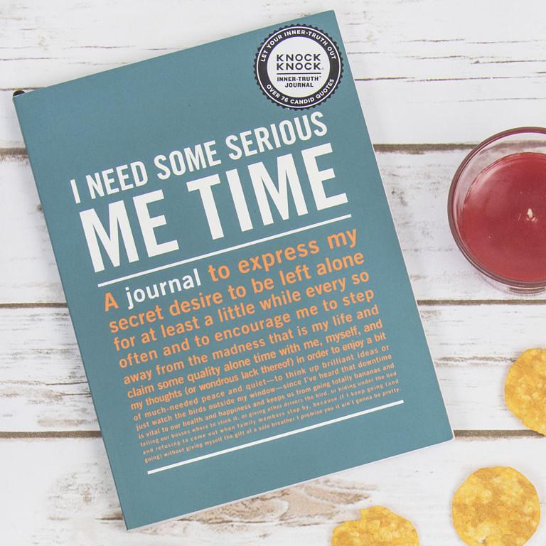 Holiday Hibernation Tips - Serious Me Time Journal